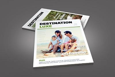 Créer un magazine print, c'est donner un cadre, une charte graphique et une identité amener à traverser les époques au gré des numéros. Créer un magazine conjugue graphisme, ergonomie, sens… Voir Plus
