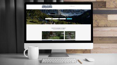 Une Nuit au Camping est le site web de présentation d'une application mobile. Karakter édite cette application Mobile sur iOS et Android.  ➟Création du site web en CMS Wordpress Responsive ➟Référencement Naturel… Voir Plus