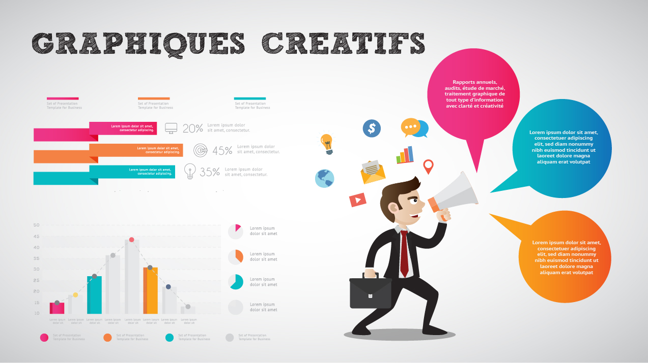 Createur Infographie - Karakter