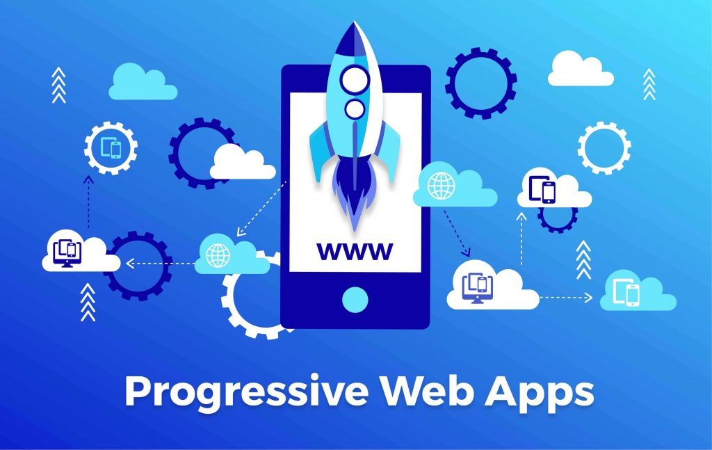 Progressive Web App-Karakter